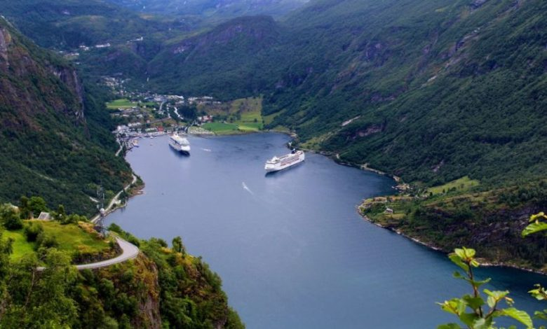 Norwegian Fjords Cruise