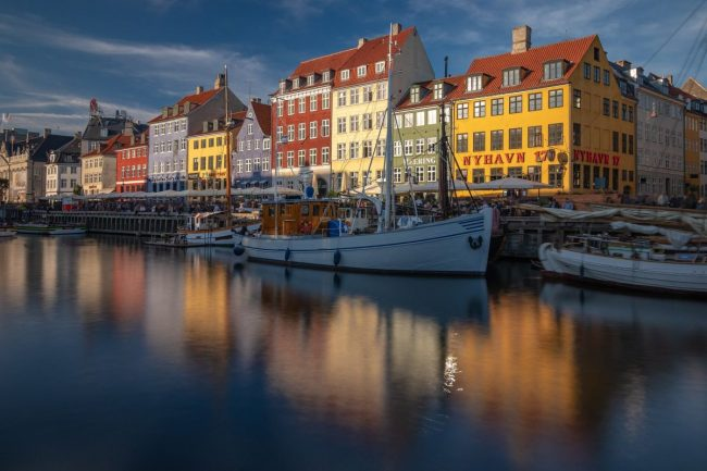 what are the salaries in denmark